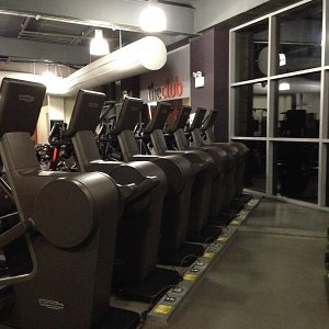 gym-electrical-installation
